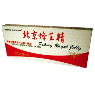 Peking Royal Jelly 10x10ml