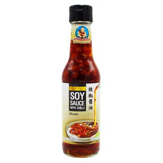 Healthy Boy Soja Sauce mit Chilli 250ml