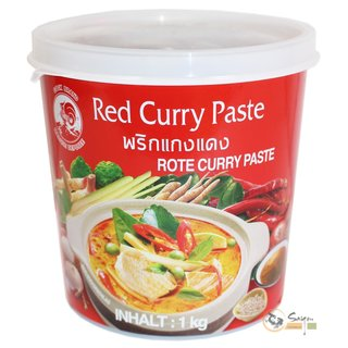 Cock Rote Thai Currypaste 1kg