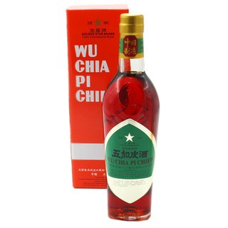 Golden Star Wu Chia Pi Chiew 6x500ml