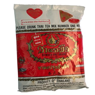 Number One Brand Thai Tee Mix 12x400g