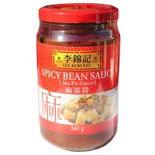 Lee Kum Kee Spicy Bean Sauce Mapo Tofu 340g