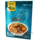 Asian Home Gourmet Würzpaste Singapur Nonya Chicken Curry...