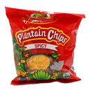 TG Plantain Bananen Chips spicy 20x85g