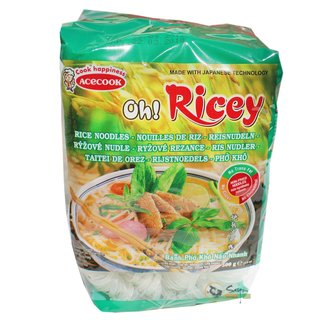Acecook Oh ricey Banh Pho Reisnudeln 500g
