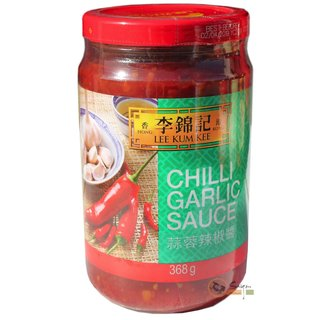 Lee Kum Kee Chilli Garlic Würzsauce 368g