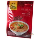 Asian Home Gourmet Würzpaste für Thai Curry rot 6x50g