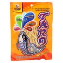 Taro Fish Snack Barbecue Flavour 52g (orange)
